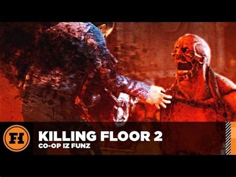blood and guts killing floor 2 gameplay achievement hunter clip60