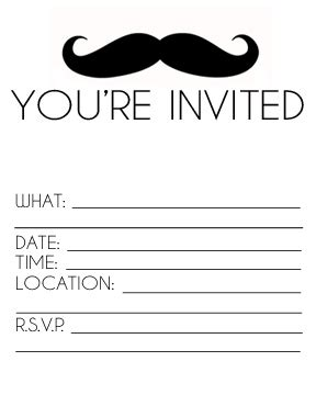 black and white party invitations theruntime com free printable black and white birthday invitation