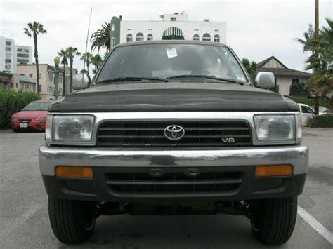 1992 Toyota 4runner Sr5 Sell Used 1992 Toyota 4runner Sr5 Sport Utility 4 Door 3