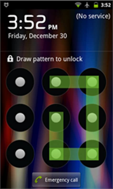 android pattern lock number of combinations android forensics cracking the pattern lock protection