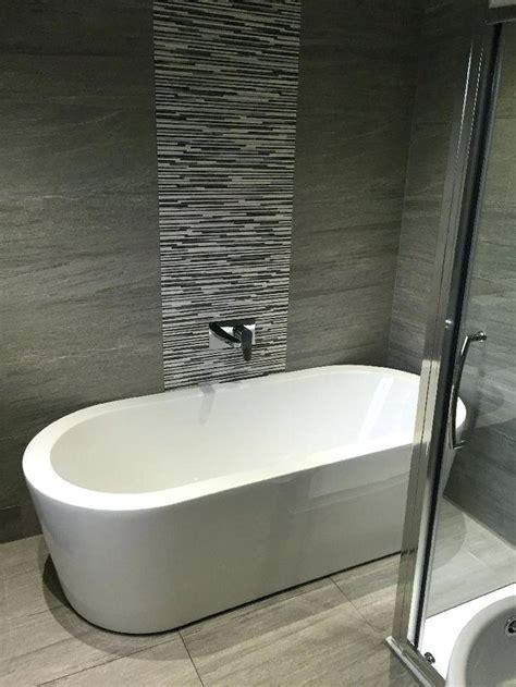 Tile Gray Floor Color Idea Like The Whtie Tiles In Shower