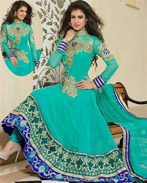 dress design new style 2014 latest long frock fashion trend 2014 for women 12 life n