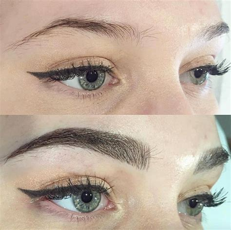 microblading treatment for eyebrows lucere skin dermatology