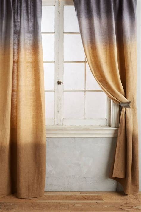 dying curtains 1000 ideas about dip dye curtains on pinterest dye