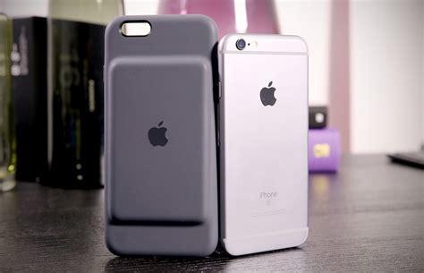 apples iphone  battery case ios integration  nice   options exist macrumors