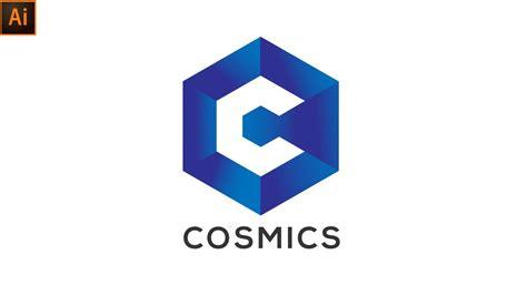 Letter C Logo Design with Illustrator - YouTube C- Logo