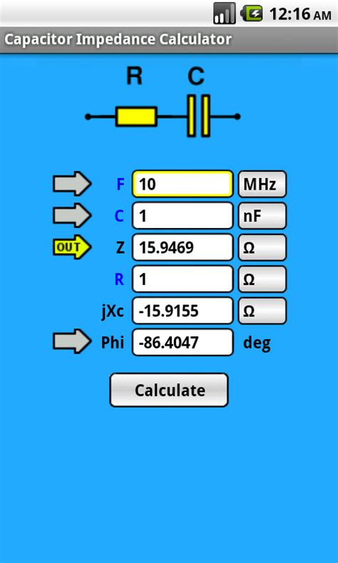 parallel resistance calculator app capacitor calculator impedance 28 images parallel resistance calculator app 28 images rlc