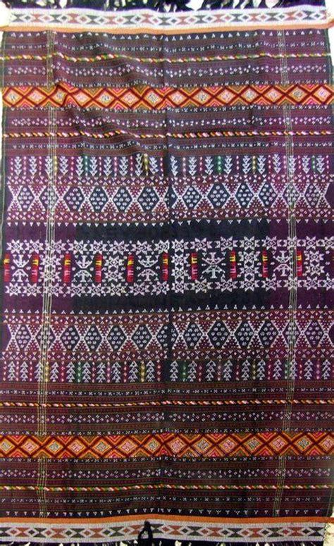 Ulos B ulos abit godang ceremonial cloth batak angkola sumatra utara indonesia cotton