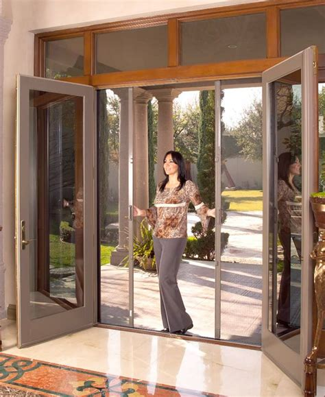 patio door with screen best 25 doors with screens ideas on