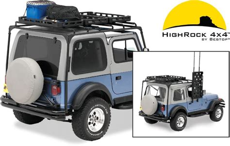 ion alloy wheels ang kit highrock 4x4 hinged roof rack