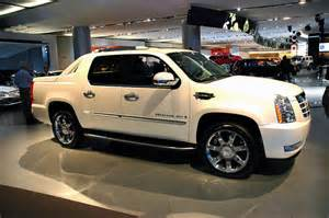 Cadillac Truck Ext 2007 Cadillac Escalade Ext Sport Utility Truck Cadillac