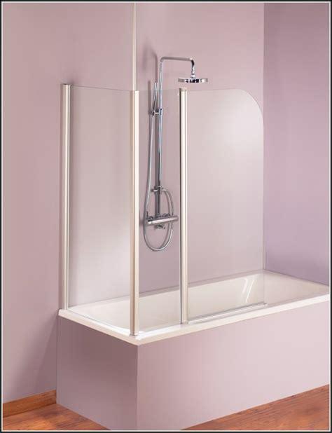Badewanne Mit Duschwand by Duschwand Fr Badewanne Mit Seitenwand Badewanne House