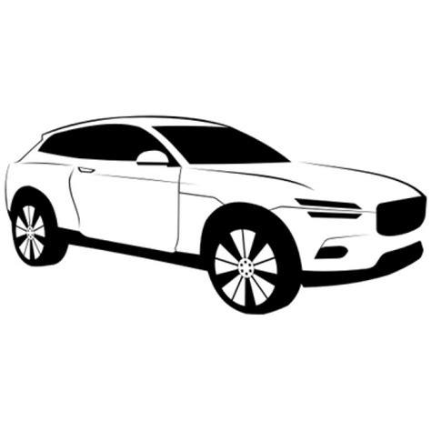 coche cuatro puertas coches de lujo de cuatro puertas descargar vectores gratis