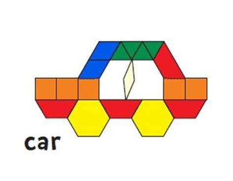 pattern blocks math playground 17 best ideas about tangram printable on pinterest