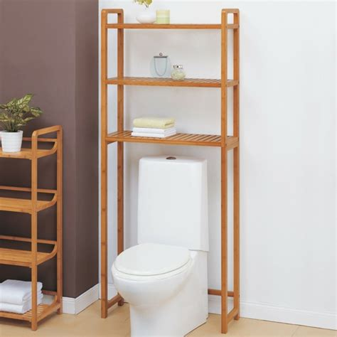 Bathroom Shelf Ideas Pinterest by Estantes De Madera Para El Ba 241 O Dikidu Com