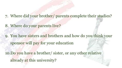 F1 Visa Questions And Answers For Mba Students by Usa Student F1 Visa Questions Tips
