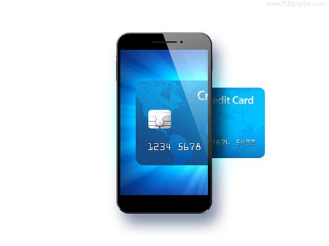 mobile phone pay cellphone payment psd psdgraphics