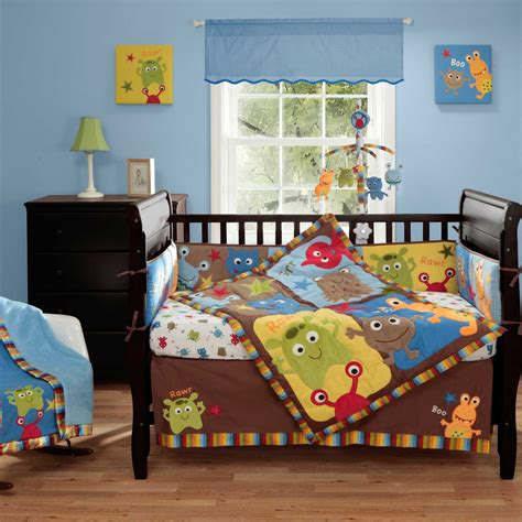 bananafish bedding bananafish baby monster baby bedding and decor baby