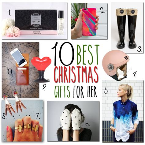 10 best christmas gifts for her their stories their