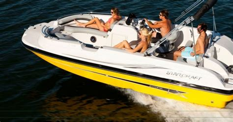 starcraft boats deck boat research 2014 starcraft boats limited 1915 ob on