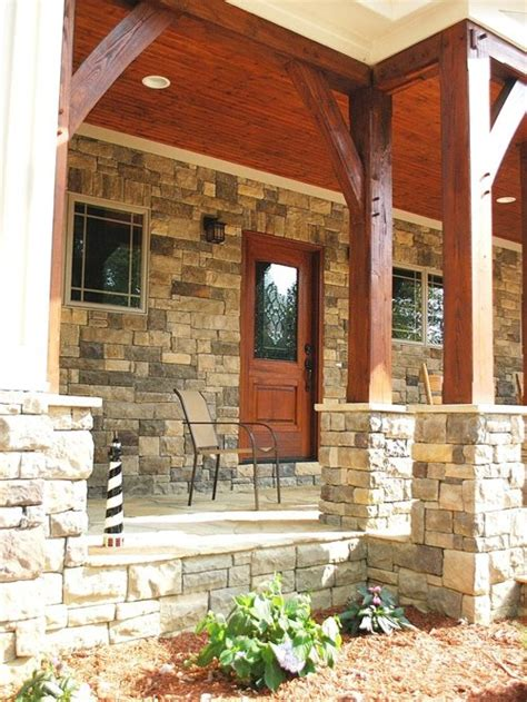 timber frame porch ideas pictures remodel  decor
