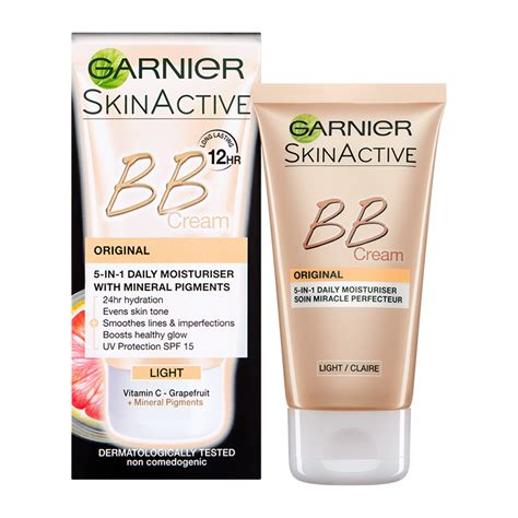 garnier miracle skin perfector daily all in one b b