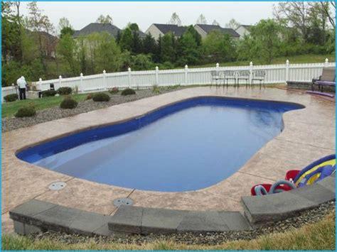 Backyard Pools Ontario Canada Swimming And Ontario On