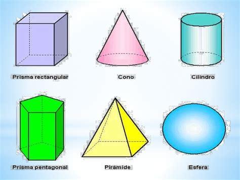 formas geometricas con imagenes cuerpos y figuras geom 233 tricas