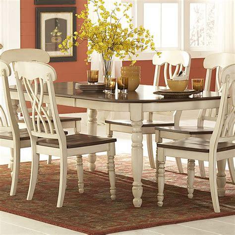 Ohana Dining Table Ohana Dining Table White Homelegance Furniturepick
