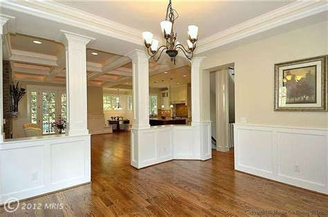 dining room wainscoting dream home pinterest pictures of dining rooms with wainscoting dining room