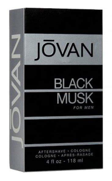 Parfum Black Musk jō black musk for aftershave duftbeschreibung