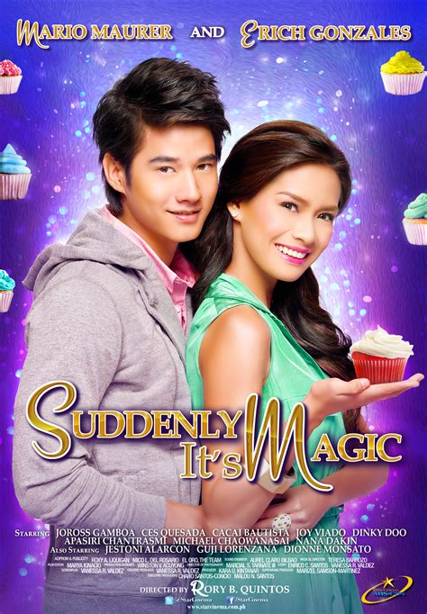 film mario maurer romantic comedy review suddenly it s magic tit for tat