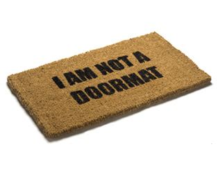 Human Doormat when being hurts you codependence
