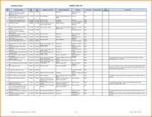 project task template 7 project task list template itinerary template sle
