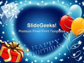 powerpoint templates birthday happy birthday template presentation magazine