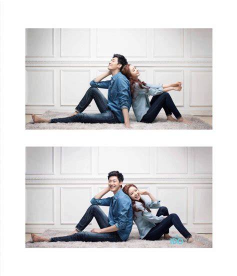 Casual Wedding Photoshoot by Korea Pre Wedding Photo Studio No 02 Korean Wedding
