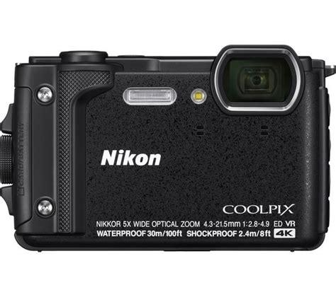 nikon tough nikon coolpix w300 tough compact black deals pc