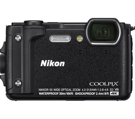 nikon compact reviews nikon coolpix w300 tough compact black deals pc