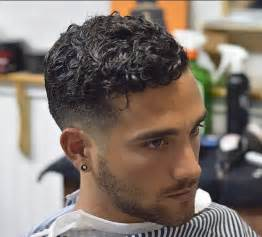 hairstyle curly on top taper fade 13 high and low taper fade haircuts for men of