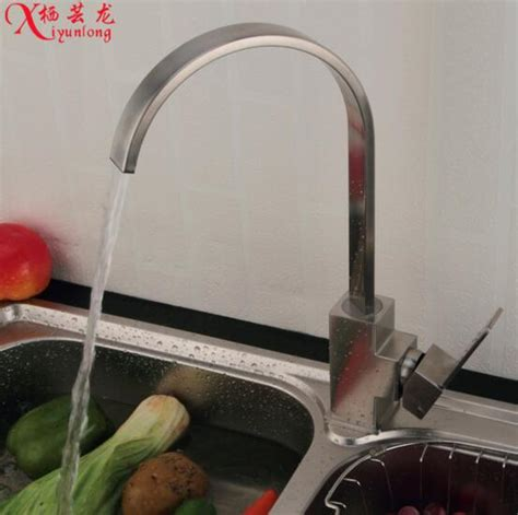 Kitchen Sink U Bend ᐂwholesale Manufacturers Stainless Steel Steel Kitchen Faucet Quartet Big Bend Bend