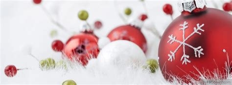 My Fb Covers Christmas Bulbs Facebook Cover