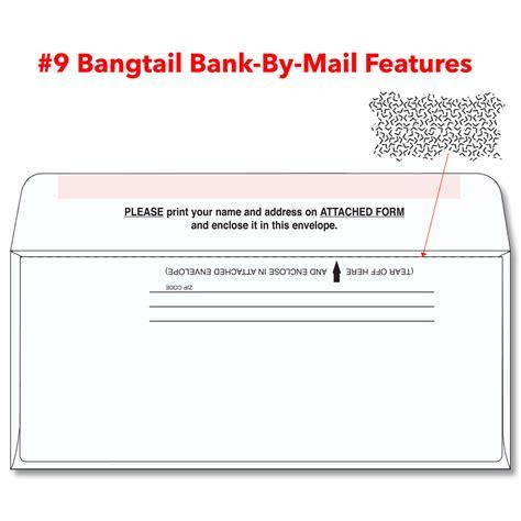 9 Bangtail Envelopes Sheppard Envelope Remittance Envelope Template