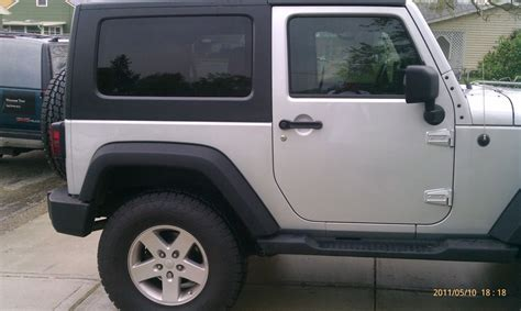 Jeep Windows Jeep Wrangler The Best In Window Tint