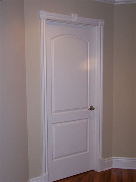 Interior Door Frame Molding Decorative Door Trim For The Home Door