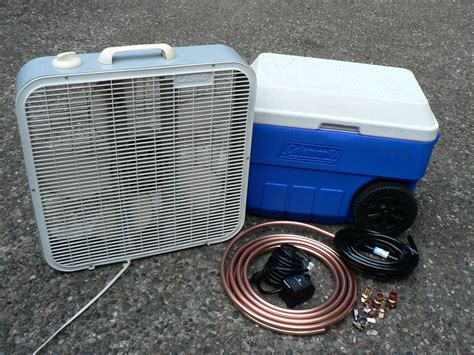 how to make a room cooler without ac how to make your own air conditioner