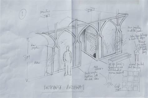 big house events ltd technical drawing project