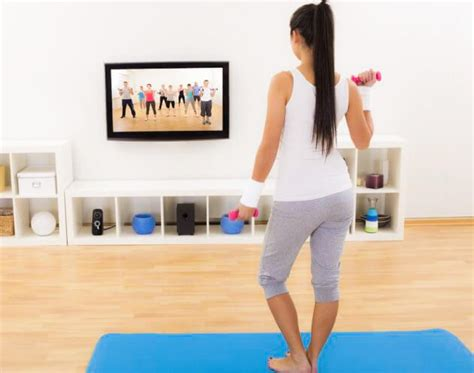 ejercicio aerobico en casa programa de ejercicios aerobicos en casa paso a paso