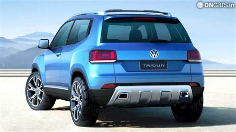 speculation volkswagen  launch taigun mini suv  india    youtube