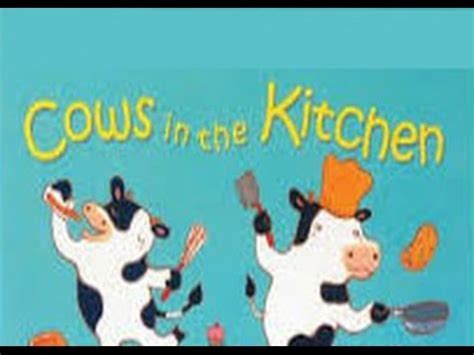 Cows In The Kitchen by Cows In The Kitchen