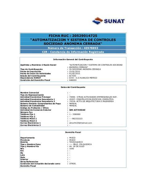 formato 3 1 sunat formatos de 3 1 inventarios y balances sunat formato 3 1